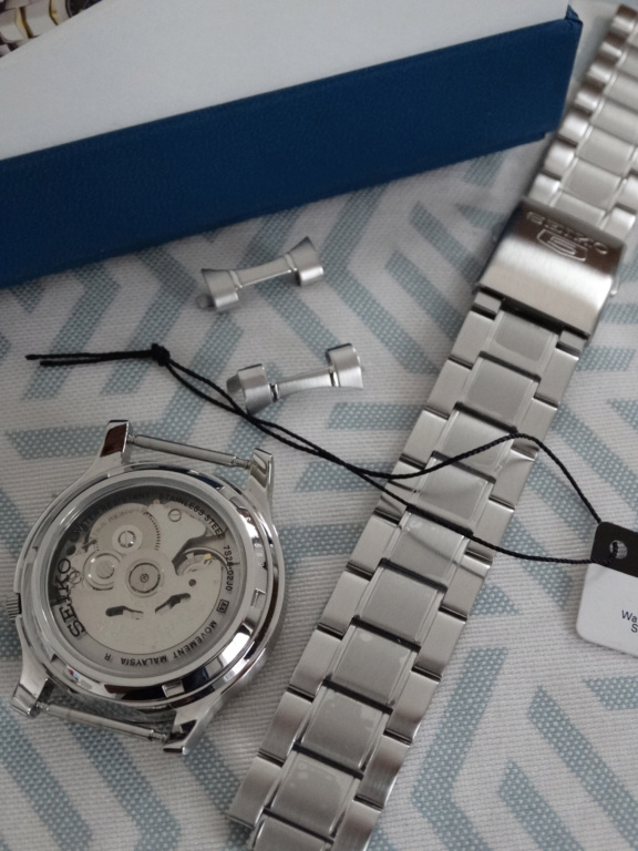 [Vidange collection] Vends Seiko 5 SNK 793 - Seiko Recraft SRPC13 Dsc02519