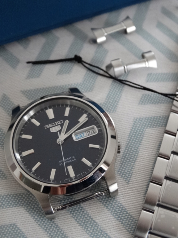 [Vidange collection] Vends Seiko 5 SNK 793 - Seiko Recraft SRPC13 Dsc02520