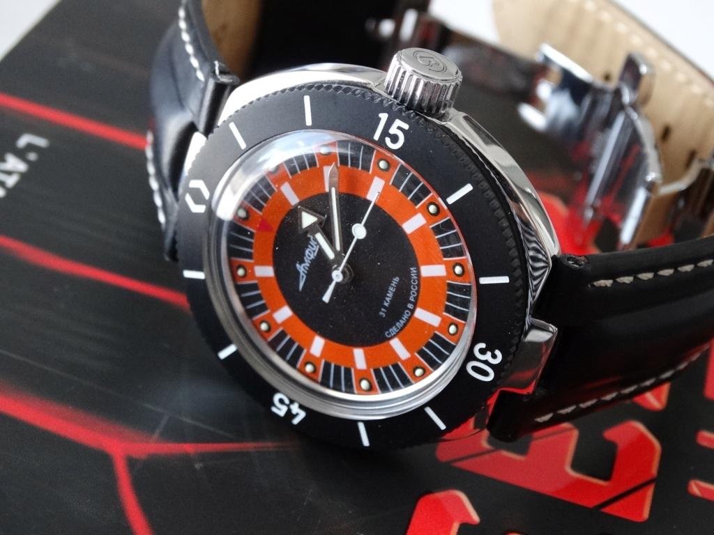 Vos montres russes customisées/modifiées - Page 9 Vostok20
