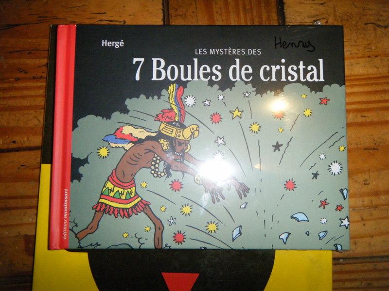 acquisition et collection RG et tintin de Jean Claude - Page 6 Dscf4512