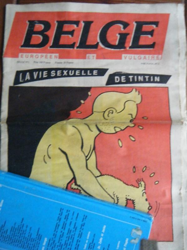 acquisition et collection RG et tintin de Jean Claude - Page 6 Dscf4526