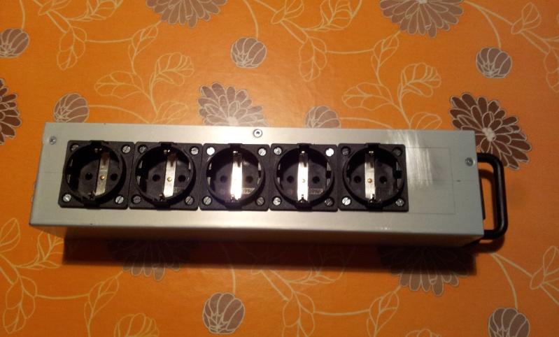 Multipresa filtrata cablaggio a stella 20121212