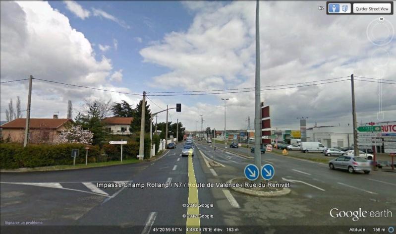 STREET VIEW : les panneaux routiers - Page 2 Michel10