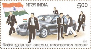 Special Protection Group- India India-11