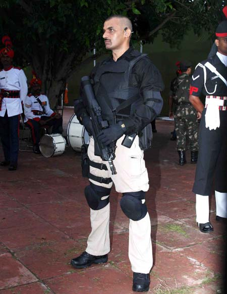 Special Protection Group- India Spg_310