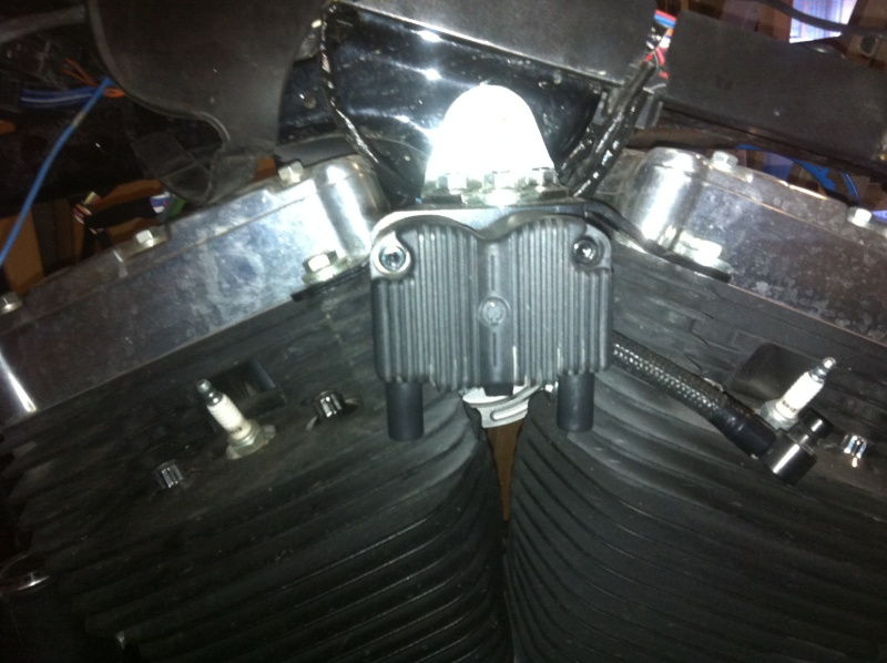 Modifs softail slim Photo-12