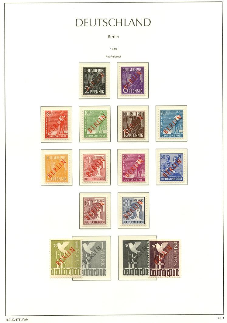 Briefmarken - Briefmarkenvordrucke Blatt_10