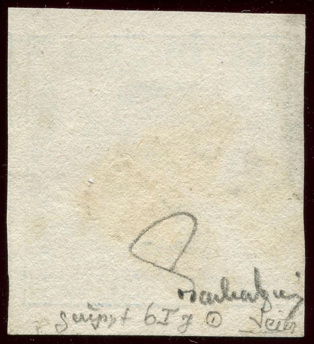 DIE ZEITUNGSMARKEN AUSGABE 1851 Ib_sch14