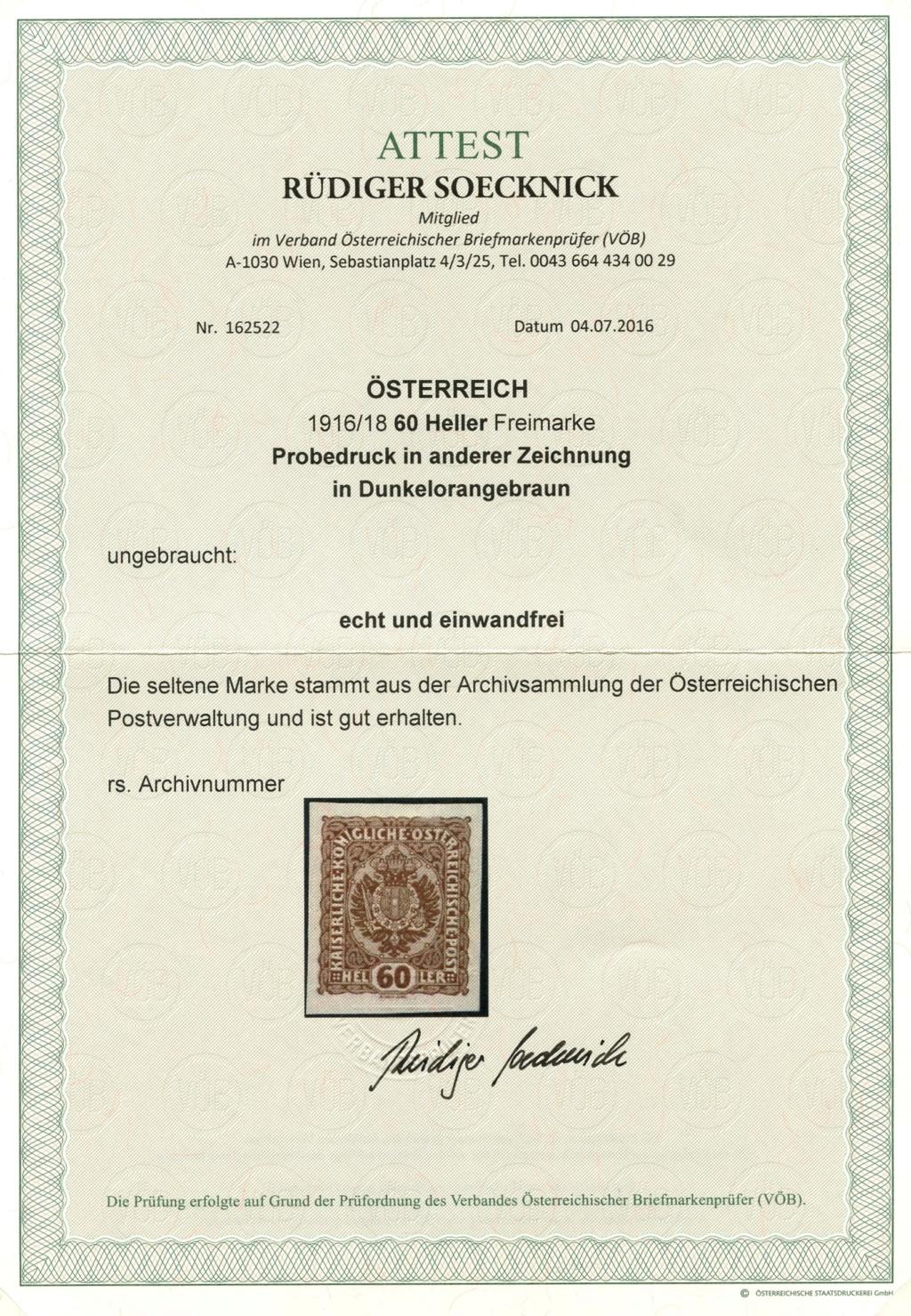 Die Freimarkenausgabe 1916 Img62410