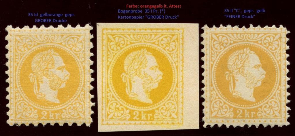 Freimarken-Ausgabe 1867 : Kopfbildnis Kaiser Franz Joseph I - Seite 20 Img63011