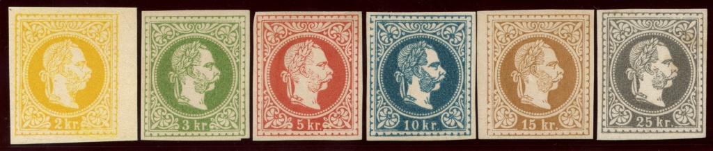 Freimarken-Ausgabe 1867 : Kopfbildnis Kaiser Franz Joseph I - Seite 20 Img64310
