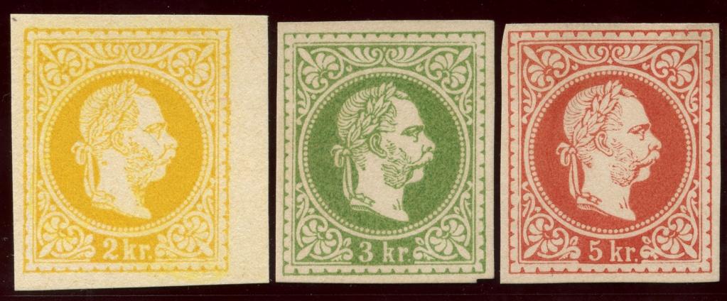 Freimarken-Ausgabe 1867 : Kopfbildnis Kaiser Franz Joseph I - Seite 20 Img64410