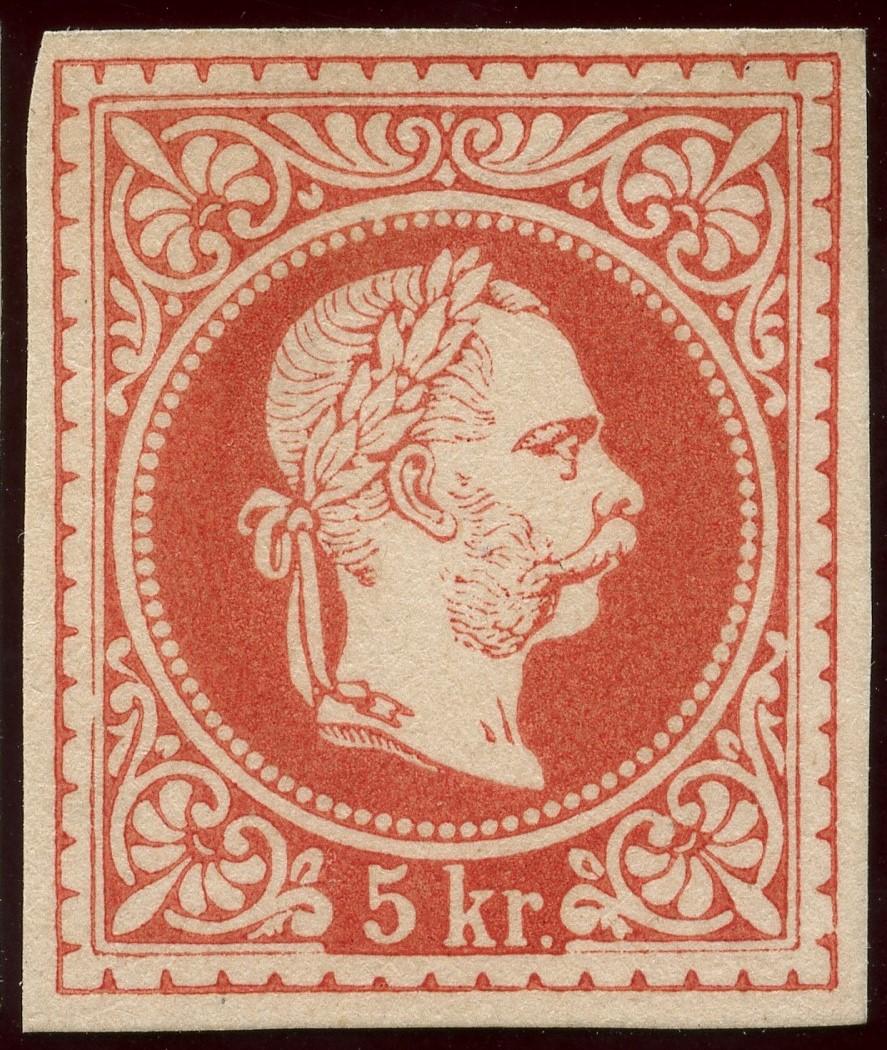Freimarken-Ausgabe 1867 : Kopfbildnis Kaiser Franz Joseph I - Seite 20 Img64411