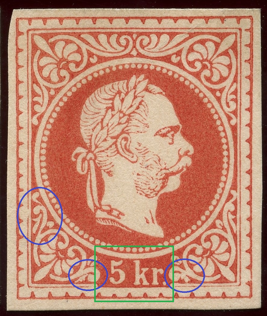 Freimarken-Ausgabe 1867 : Kopfbildnis Kaiser Franz Joseph I - Seite 20 Img64412
