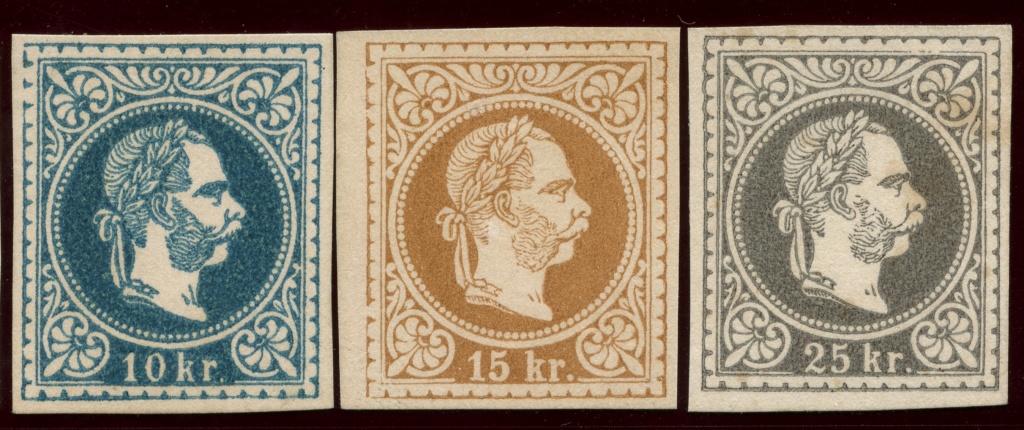 Freimarken-Ausgabe 1867 : Kopfbildnis Kaiser Franz Joseph I - Seite 20 Img64510
