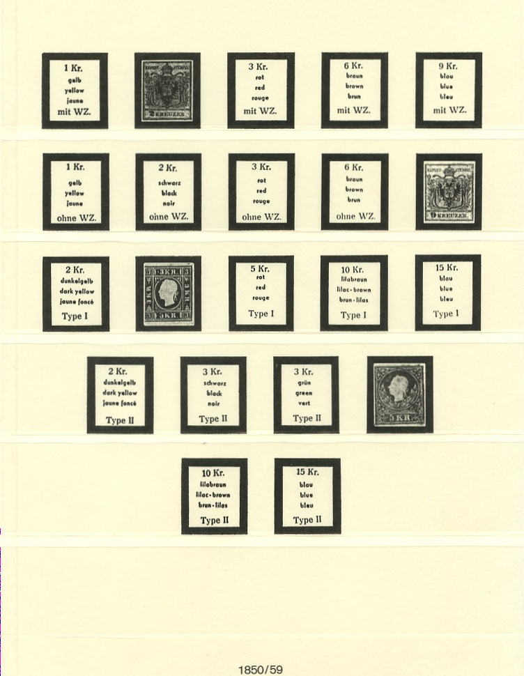 Briefmarken - Briefmarkenvordrucke Lindne11