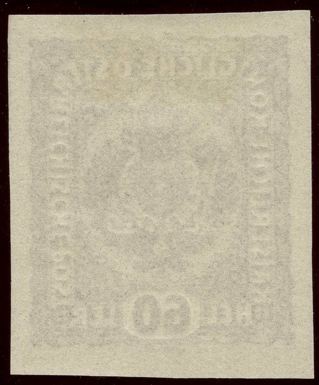 Die Freimarkenausgabe 1916 Probed10