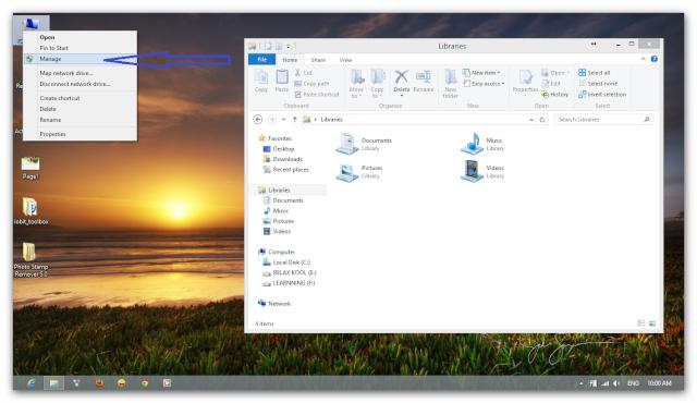 Thay Nhãn (Label) cho ổ đĩa Cứng trong Windows 7,8 Ashamp37