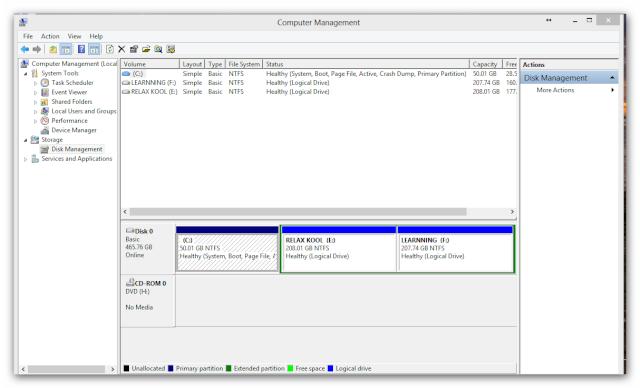 Thay Nhãn (Label) cho ổ đĩa Cứng trong Windows 7,8 Ashamp38