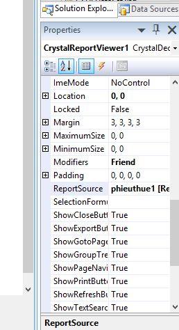 Tạo Report trong VB NET Captur16