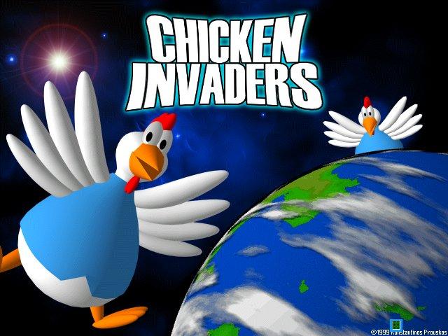Chicken Invaders 5 full Game bắn gà cực đỉnh. Chicke10