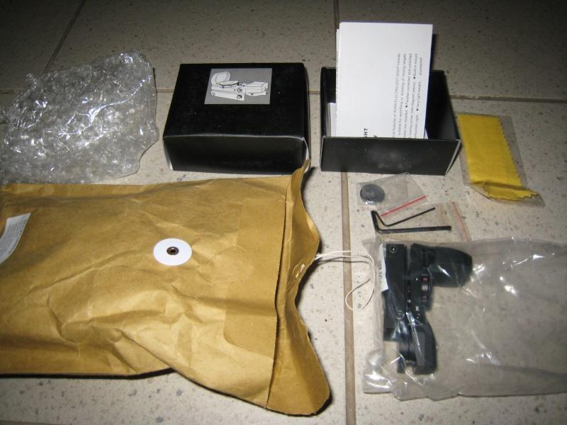 ZORAKI HP01 light 4.5mm : de chez Arprotech jusqu'aux mimines de ma femme, en passant par les miennes - Page 2 Img_3516