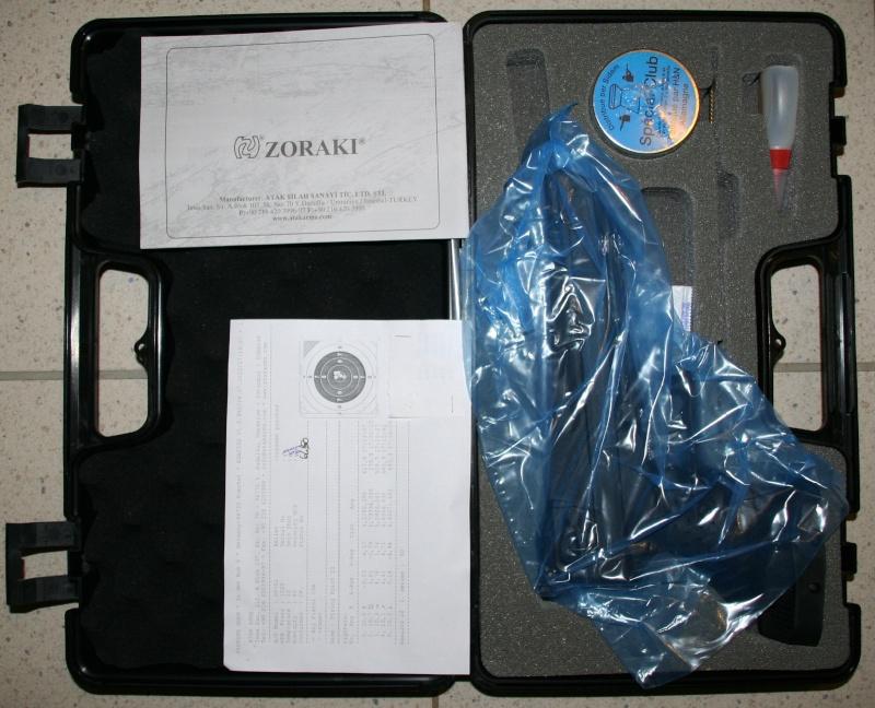 ZORAKI HP01 light 4.5mm : de chez Arprotech jusqu'aux mimines de ma femme, en passant par les miennes Img_4911