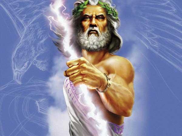 Молнии Зевса Zeus10