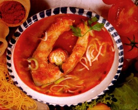 Рыбный суп Halászlé Nnd_nd10