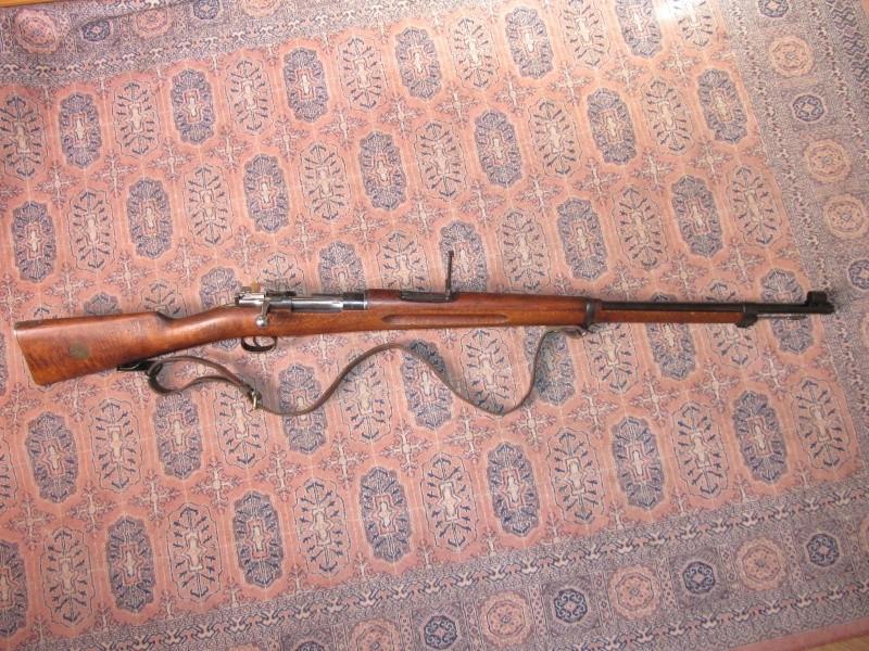 Carl Gustaf M96 M9610