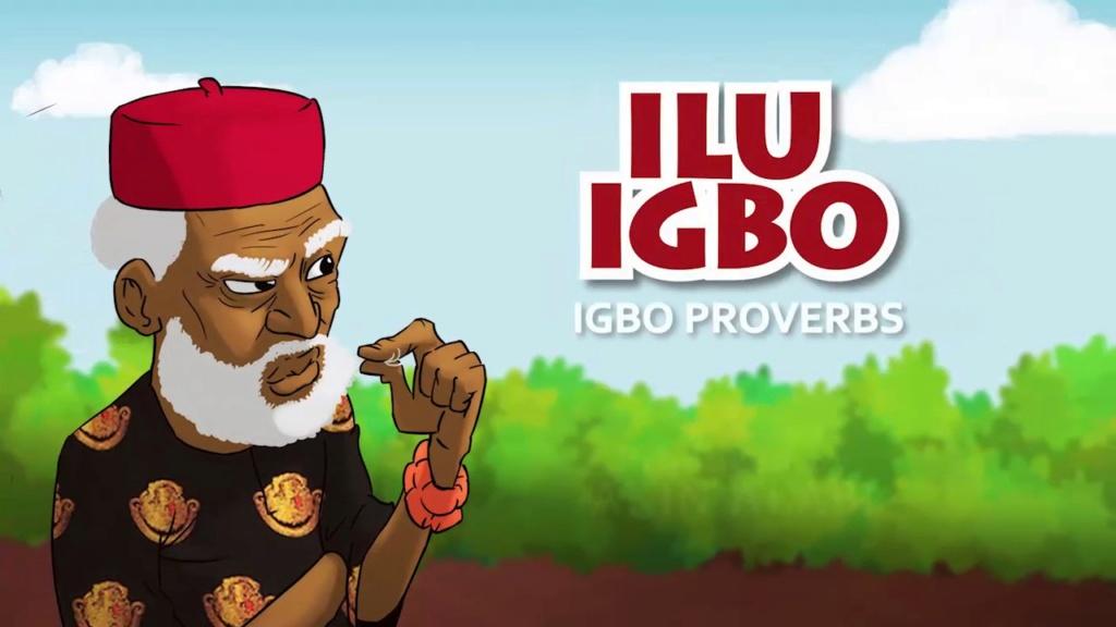 Dika Onye Igbo, tua ofu ilu Igbo . Onwu egbughi ji Ejii chua aja emecha opuo ome Maxres11