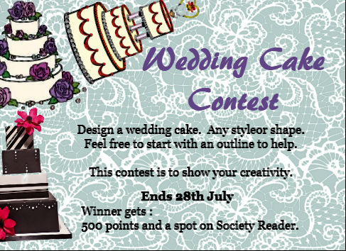Wedding Cake Contest Contes10
