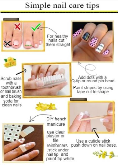 Request Style & Beauty Tips Nail_c10