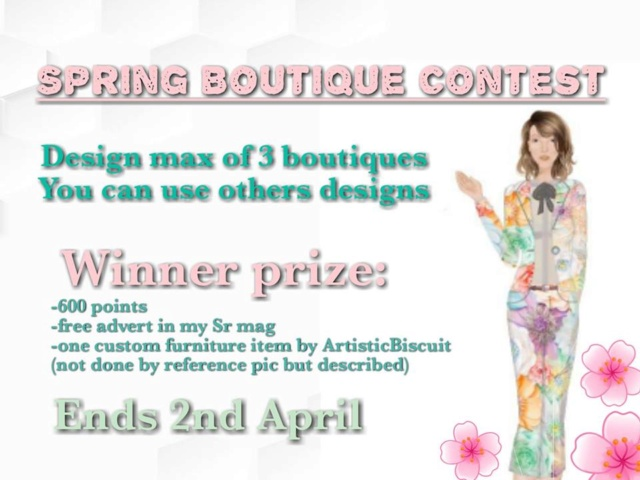 Contest: Spring boutique Spring11