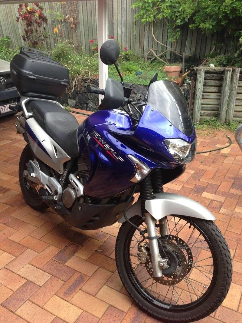 My new Ride Transa12