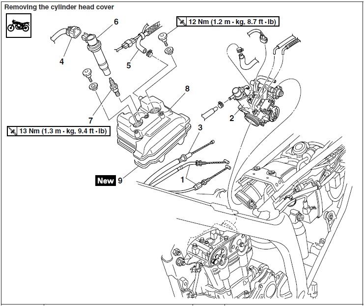 Yamaha WR 250 R - Page 4 Instal10