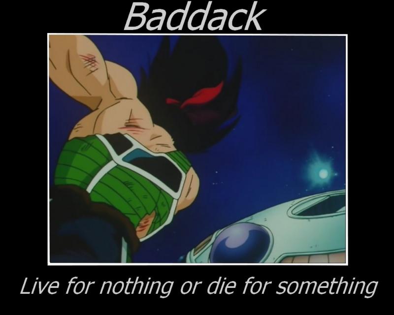 Baddack - Bardock (Dragon Ball Z) Baddac10