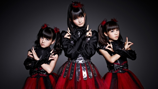 [J-Pop/Metal = Kawaii Metal] BABYMETAL Nekopo10