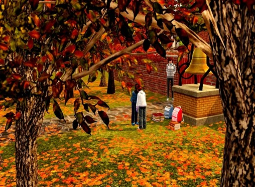 Le jardin de Camomilles ♥ Screen24