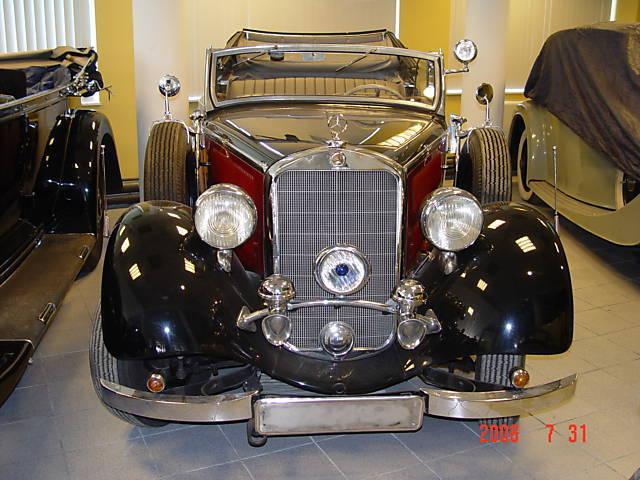 Les Mercedes des années 30/40 - Page 2 230b_110