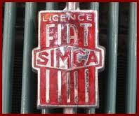 "SIMCA-FIAT, 6cv ""balilla"", 5 ""topolino"", 8 ""1100"" les franco-italiennes Images13"