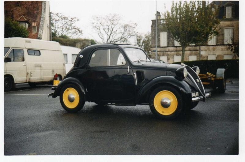 """SIMCA-FIAT, 6cv """"balilla"""", 5 """"topolino"""", 8 """"1100"""" les franco-italiennes Img27911"""