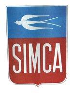 """SIMCA-FIAT, 6cv """"balilla"""", 5 """"topolino"""", 8 """"1100"""" les franco-italiennes Simca10"""
