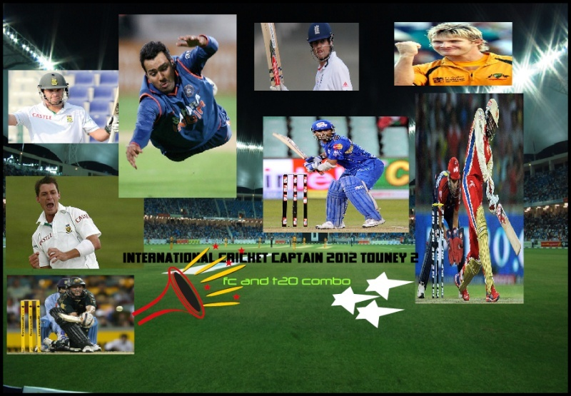 Tournament 2-First Class Cricket and T20 My_log10