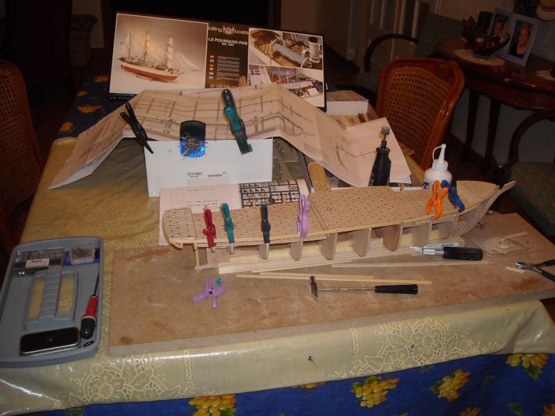 Le Pourquoi Pas, au 1/75ème - Billing Boat,  Dscn0110