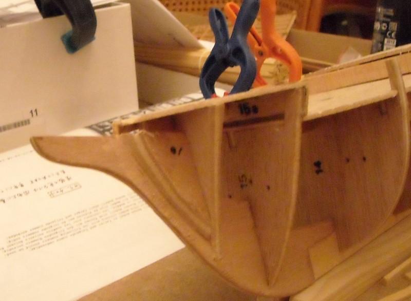 Le Pourquoi Pas, au 1/75ème - Billing Boat,  Dscn0113