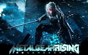 Metal Gear Rising: Revengeance Dddnnd15