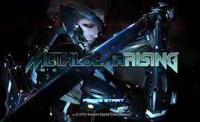 Metal Gear Rising: Revengeance Images11