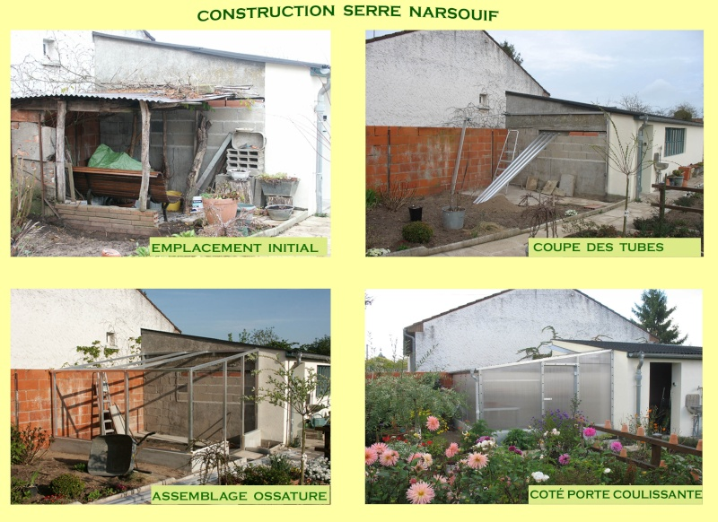 Serre - construction Serre_19