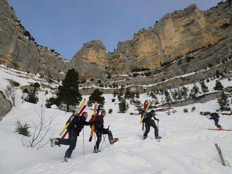 27/01/2013 - Lances de Malissard par l'Aulp du Seuil Imgp6210
